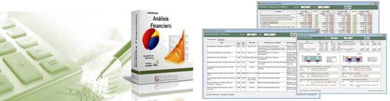 Analisis Financiero, Programa de Analisis Financiero Microsoft ® Access ®